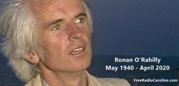 Ronan O'Rahilly FreeRadioCaroline.com