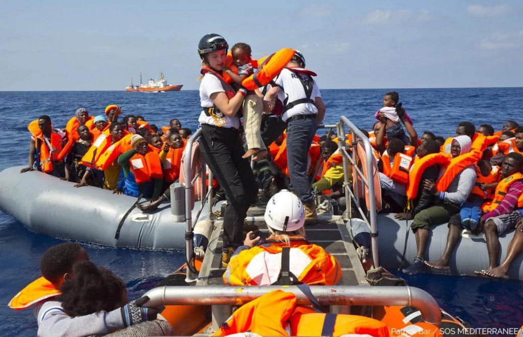Saving lives at sea freeRadioCaroline.com